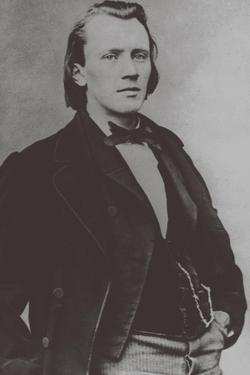 Johannes Brahms (1833-189), 1850