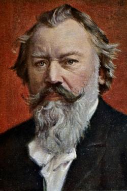 Johannes Brahms (1833-1897) by Johannes Brahms