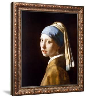 Girl with a Pearl Earring (2003) by Johannes Vermeer