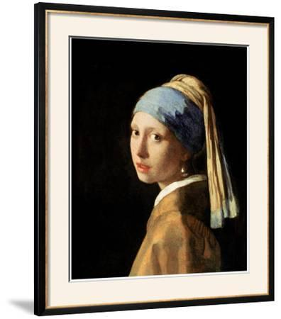 Girl with a Pearl Earring, circa 1665-6 by Johannes Vermeer
