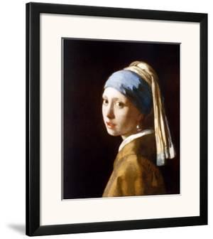 Girl with a Pearl Earring by Johannes Vermeer
