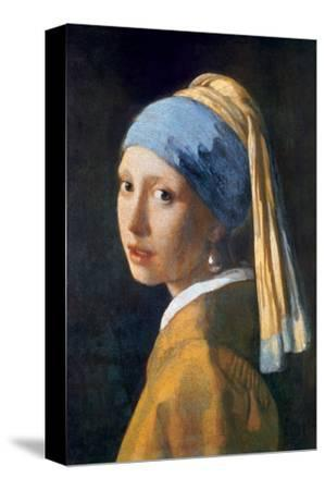 Girl with Pearl Earring by Johannes Vermeer