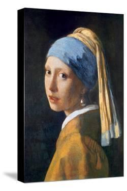 Girl with Pearl Earring by Johannes Vermeer