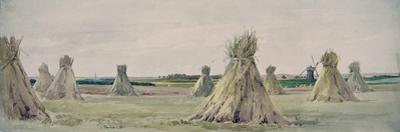 Battlefield of Agincourt, 25th October 1415