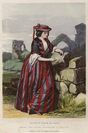 Beauties of England and Wales, Among the Ruins, Sussex