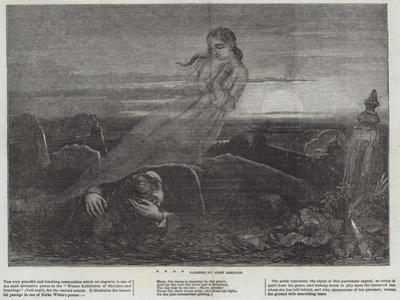 Dead Man Angel Grave Sunrise