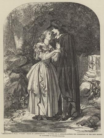 Mermaiden's Well, Vide Bride of Lammermoor