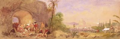 The Discovery of Tipu's body at the Water Gate at Seringapatam