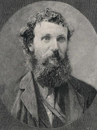 John Muir Scottish-American Naturalist