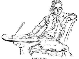 John Andre (1751-1780) by John Andre