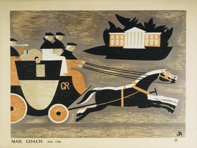 Mail Coach A.D. 1784