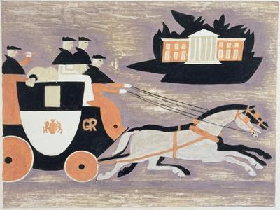 Mailcoach, Ad 1784, 1935
