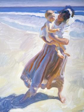 Mom's Girl by John Asaro