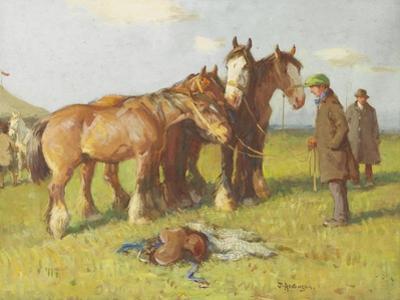 Cowhill Fair, C.1900-1919
