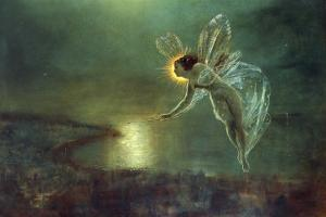 Spirit of the Night, 1879 by John Atkinson Grimshaw