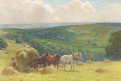 Haymaking, 1900