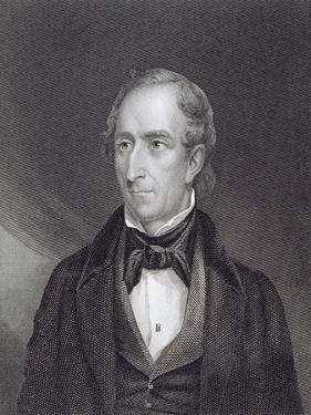 John Tyler by John B. Forrest