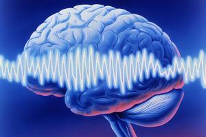 Brainwaves by John Bavosi