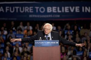 Dem 2016 Sanders by John Bazemore