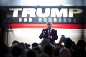 GOP 2016 Trump by John Bazemore