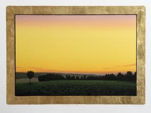 Joe's View Deep Yellow Sky by John Beerman