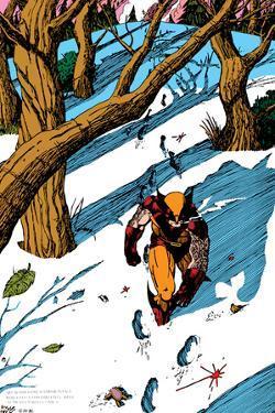 Classic X-Men No.23: Wolverine by John Bolton