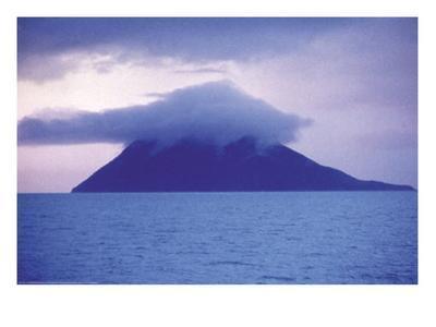 Passing Kayak Island by John Bortniak