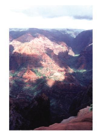 Waimea Canyon by John Bortniak
