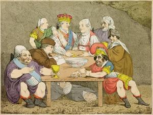 Banditti, 1783 by John Boyne