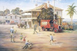 Main St. Melodrama by John Bradley