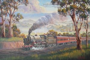 Memories of the Past by John Bradley