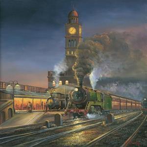 Night Train by John Bradley