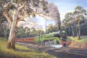 Pacific Class by John Bradley
