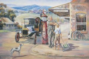 Running Repairs by John Bradley