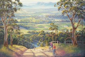 Vineyard Vista by John Bradley
