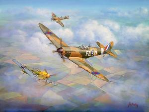 Warriors of the Sky by John Bradley