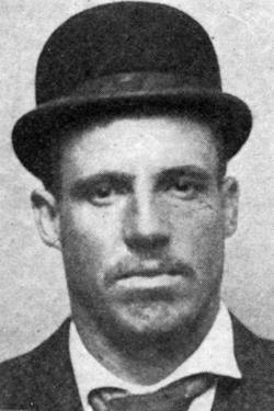 John Brady, American Train Robber
