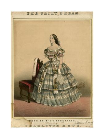 Miss Lascelles Costume