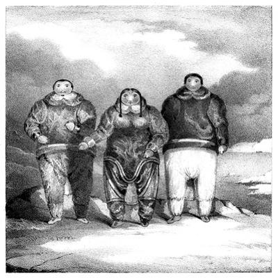 Poyettak, Kakikagiu, Aknalua, Early 19th Century by John Brandard
