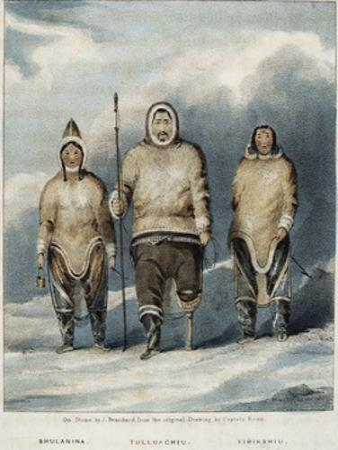 Shulanina, Tulluachiu, Tirikshiu by John Brandard