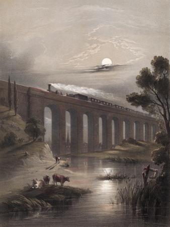 The Express Galop by John Brandard
