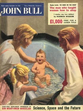 John Bull, Babies Baths Bathrooms Magazine, UK, 1950