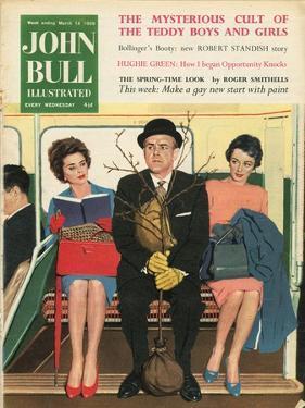 John Bull, Gents Routemasters Magazine, UK, 1950