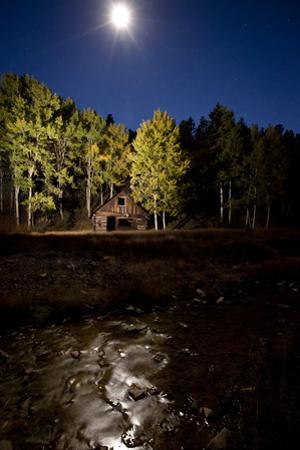 Ghost Town in Bonanza, Colorado