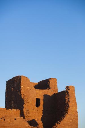 Indian Ruins at Wupatki National Monument in Arizona