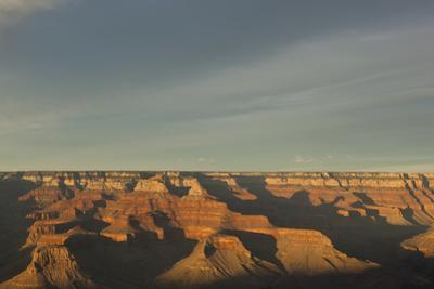 Sunset at Mather Point in Grand Canyon National Park, Arizona