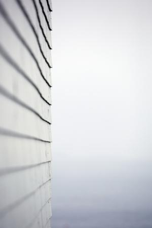 The Exterior Wall of a House