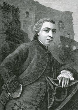 John Burgoyne, Ruins