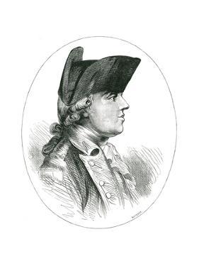 John Burgoyne, Whymper