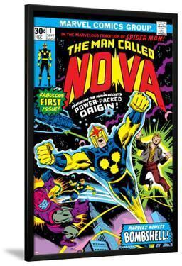 Nova marvel collection posters for sale at allposters nova origin of richard rider the man called nova no1 cover urtaz Images
